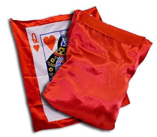 Bag to Queen of Heart - Satin