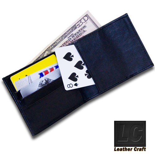 Professional Peek Wallet - Leather Craft