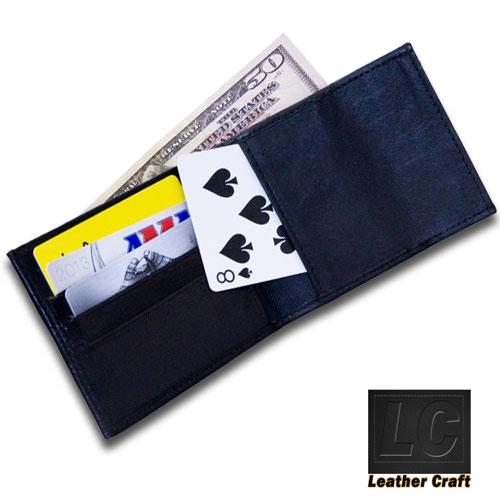 Professional Peek Wallet - Leather Craft