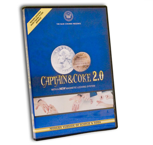 Captain & Coke 2.0 - DVD Magnetic
