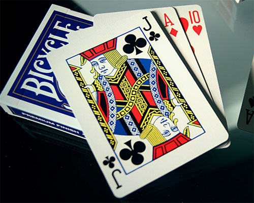 Lefty Deck, Blue - Bicycle