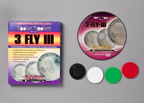 3 Fly 3  w/ DVD - Daryl