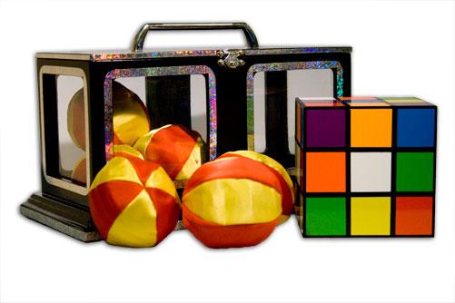 Rubik to Ball - Tora