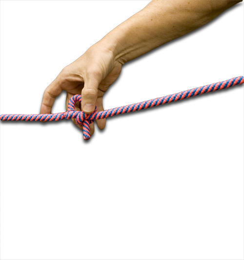 Moving Knot Miracle Rope