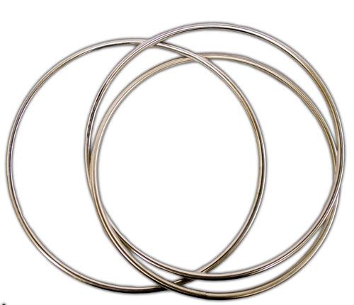 Linking Rings 3 Ring Magnetic 12' Steel