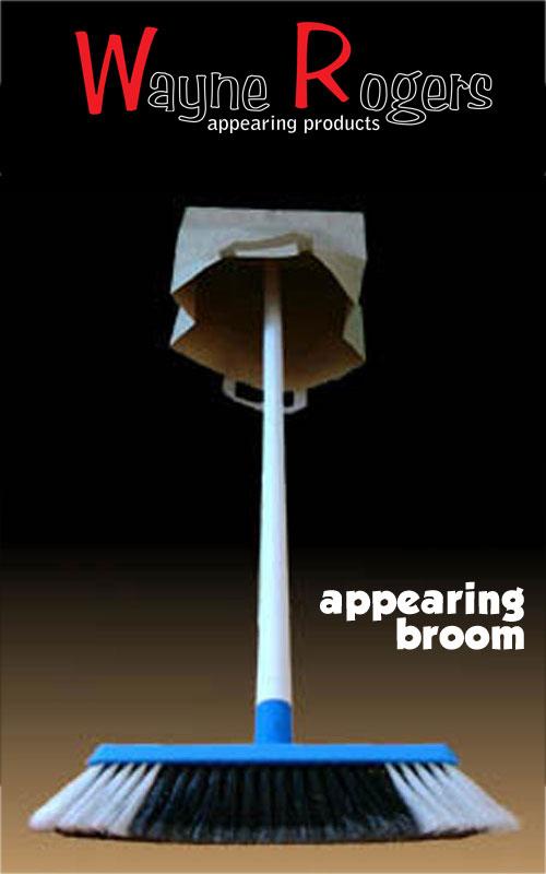 Appearing Broom - Wayne Rogers