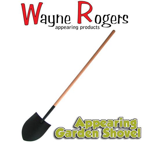 Appearing Garden Shovel -  W. Rogers