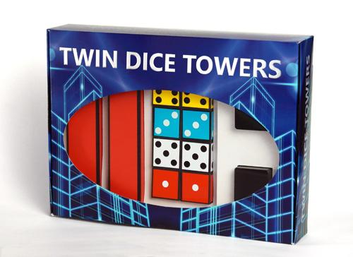 Twin Dice Tower - Europe