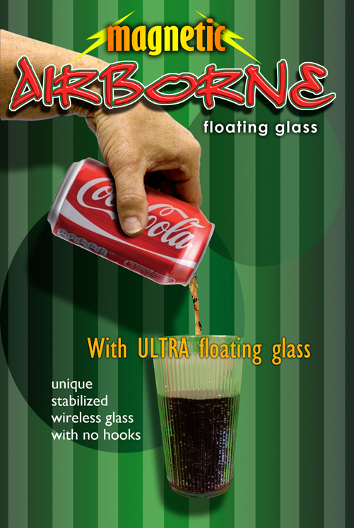 Airborne, Magnetic - Coke w/ Ultra Glass