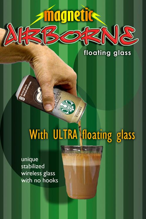 Airborne, Magnetic - Star Bucks w/Ultra Glass