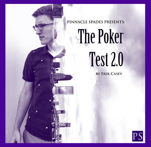 Poker Test 2.0 w/ DVD