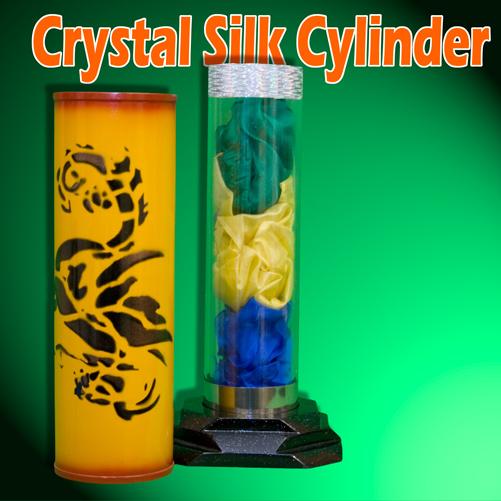 Crystal Silk Cylinder - Mak