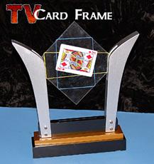 TV Card Frame - Wide Frame