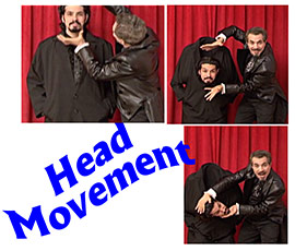 Head Movement w/ DVD - Tora