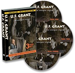 U.F.Grant 3 Box Set DVD