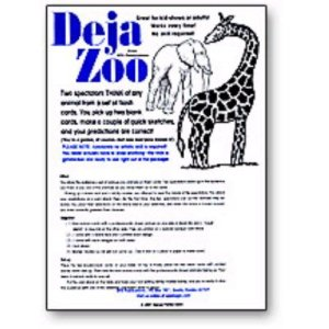 Deja Zoo, Jumbo