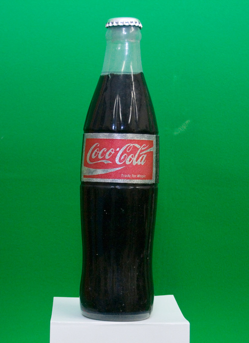 Soft Coke Bottle - Latex