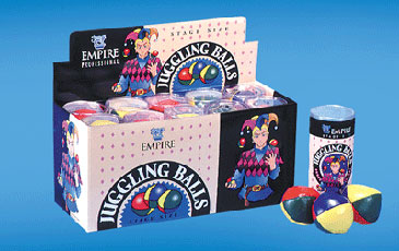 Juggling Ball Set, Large