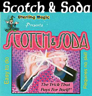 Scotch & Soda - Centavo, Sterling