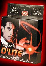 D'Lite PAIR Box Set - RED JUMBO