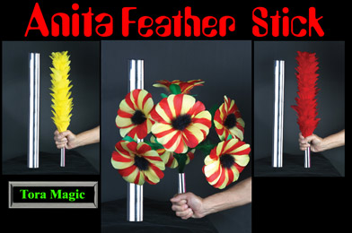 Anita Feather Stick w/ DVD - Tora