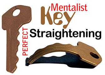 PERFECT Mentalist Key Straightening
