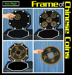 Frame of Chinese Coins - Tora
