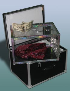 Cash Appearing Box w/ Case