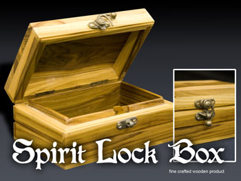 Spirit Lock Box