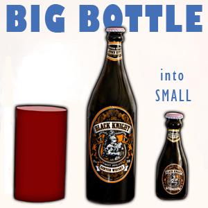 Big Bottle into Small - Tora