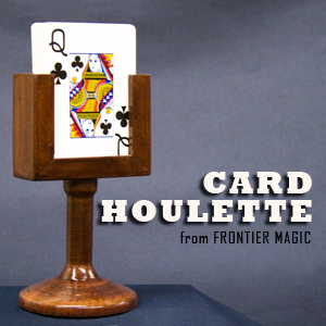 Card Deck Houlette, Cherry - Frontier