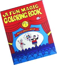 Coloring Book, Magic, DUMMY