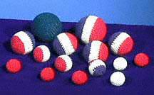 "Cups BALLS 1"" PLAIN-4"