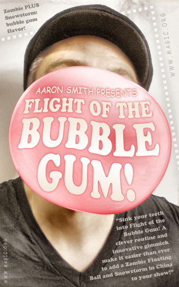 Flight of the Bubble Gum - Pink