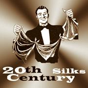 "20th Century Silk 18"" Europe"