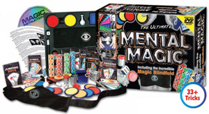 Magic Set - Ultimate Mental w/ DVD