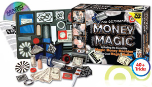 Magic Set - Ultimate Money Magic w/ DVD