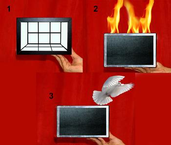 Fire & Dove Box New Model - Tora