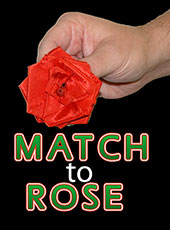Match To Rose - Cloth