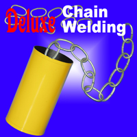 Deluxe Chain Welding with Chain - Close Up Magic trick