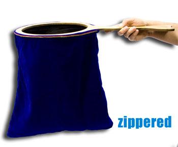 Change Bag, Jumbo w/ Zipper - I. Pickle Blue