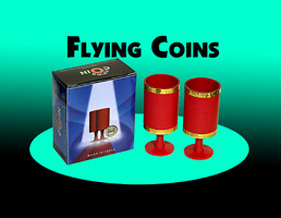 Flying Coins - Boxed