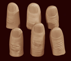 Thumbtip Plastic, Large