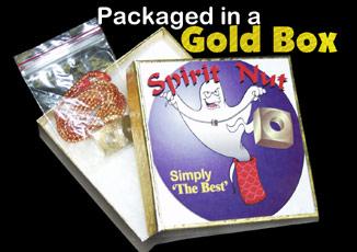 Spirit Nut - Brass