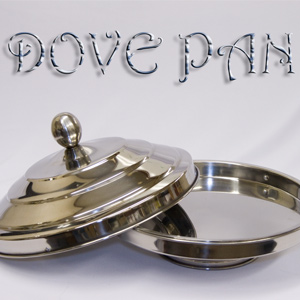 Dove Pan - Steel, Chrome, Double Load