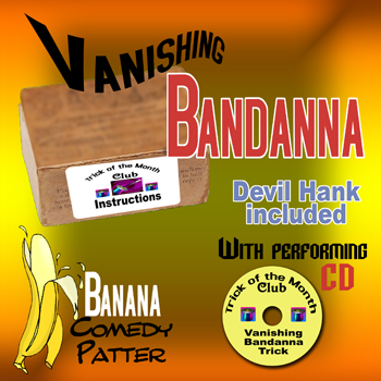 Vanishing Bandana w/ CD