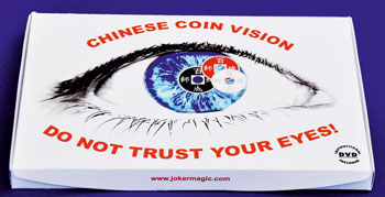 Chinese Coin Vision - Joker