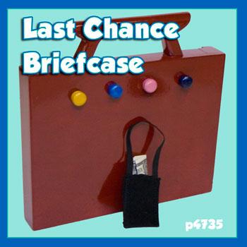 Last Chance Briefcase