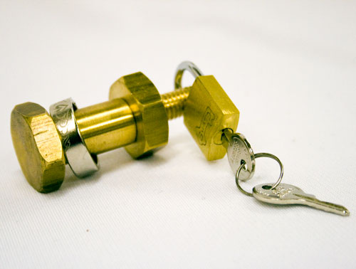 Blink Ring Release - Brass