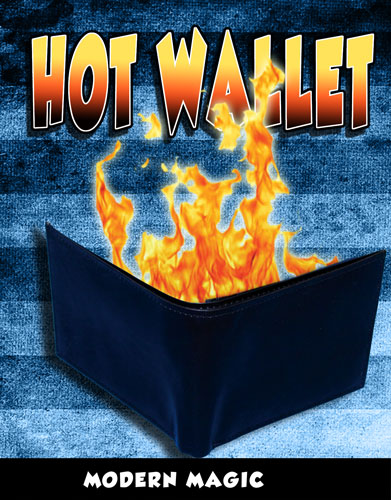 Hot Fire Wallet - Modern